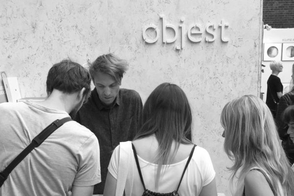 Objest shows quartz watch collection at Designjunction